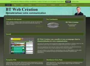 www.btweb.fr: formation à la création de site internet avec WordPress sur la Marne et les Ardennes