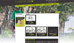 Acheter son vélo sur Carbone Zéro