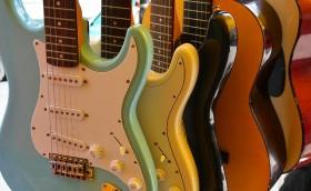 Où acheter ses cordes de guitare en ligne?